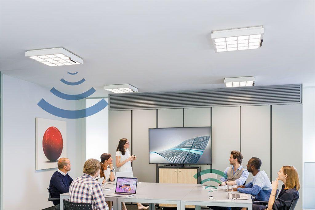 Signify lanza Trulifi sistemas comerciales LiFi de alta velocidad