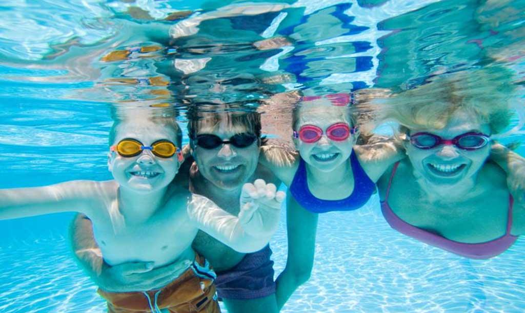 Cuatro deportes para realizar en familia