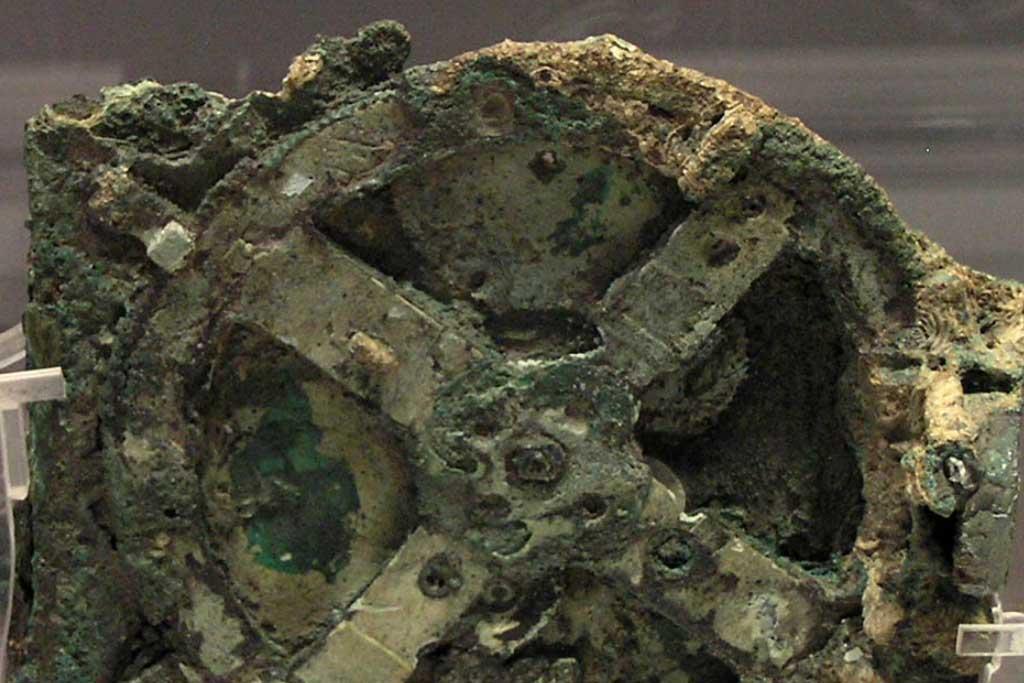 Descubren quién inventó el Mecanismo de Antikythera