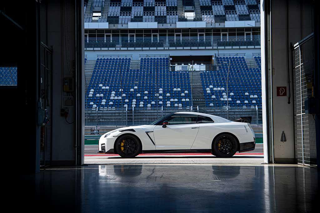 El Nissan GT-R NISMO 2020 puesto a prueba