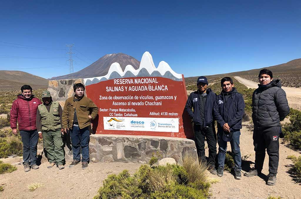 Equipo de investigación busca la preservación de los guanacos