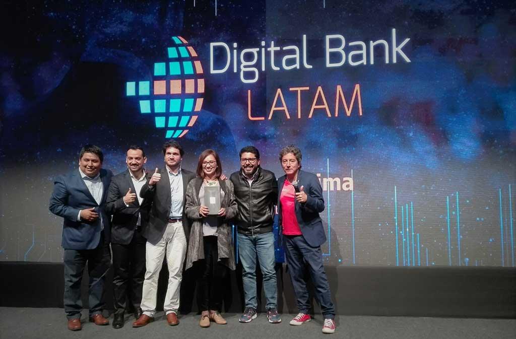 Exitoso DIGITAL BANK LIMA 2019