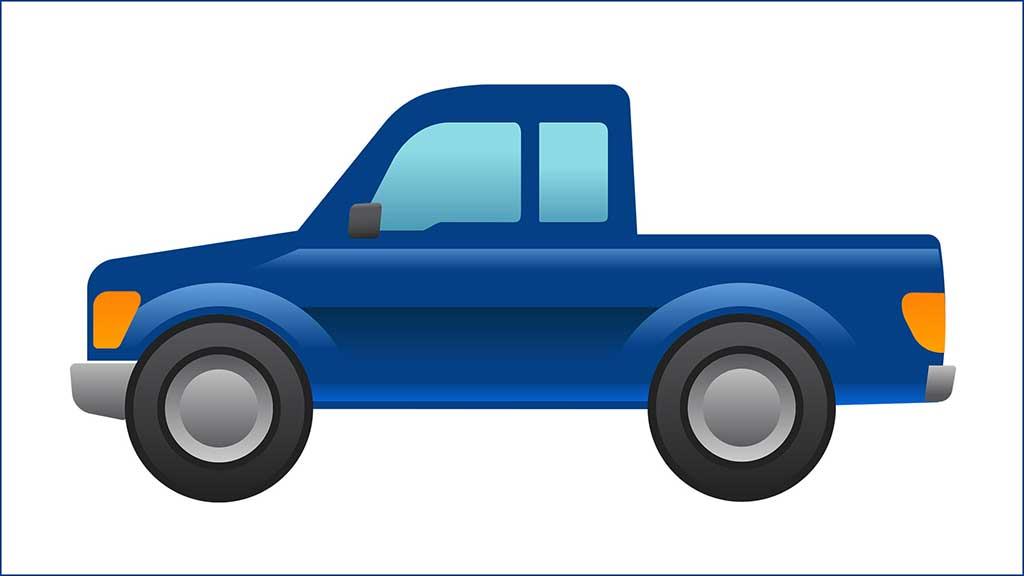 Ford anunció emoji dedicado a las pick-ups