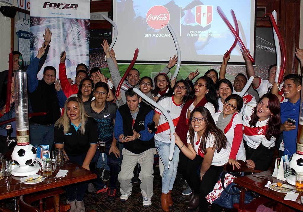 Forza e Intcomex celebran con el Perú