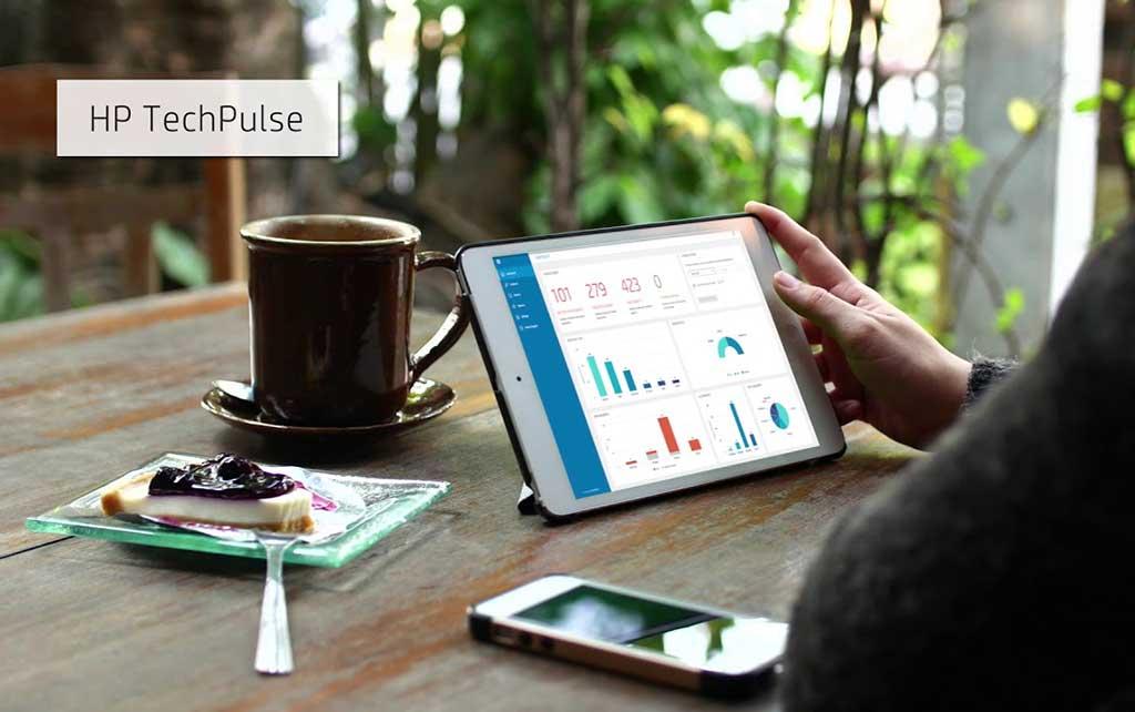 HP Techpulse mejora las soluciones de administración de TI