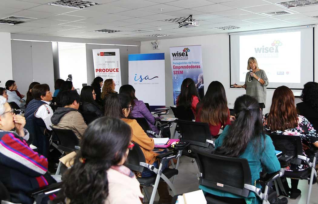 La Semana de la Innovación hizo hincapié en el empoderamiento de la mujer