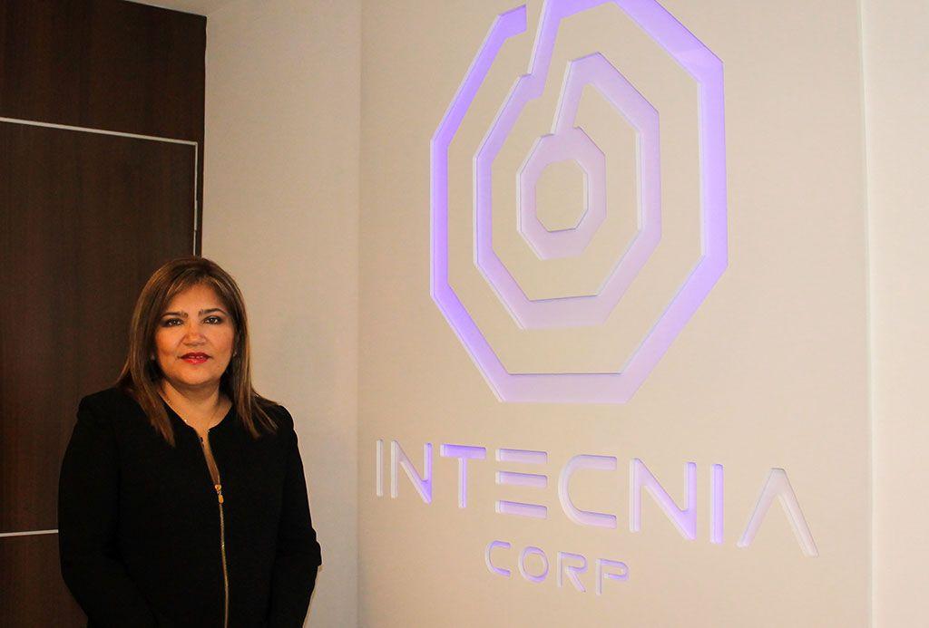 Milagros Cisneros nueva Gerente Comercial de Intecnia Corp
