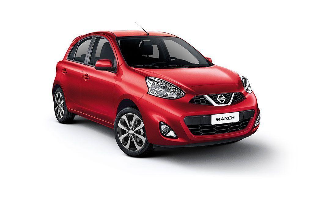 Nuevo compacto Nissan March 2020