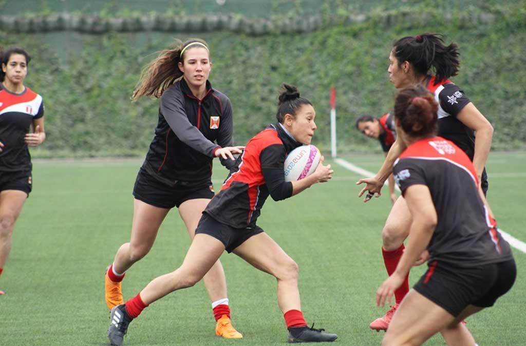 Philips auspicia a equipo femenino de Rugby en Panamericanos