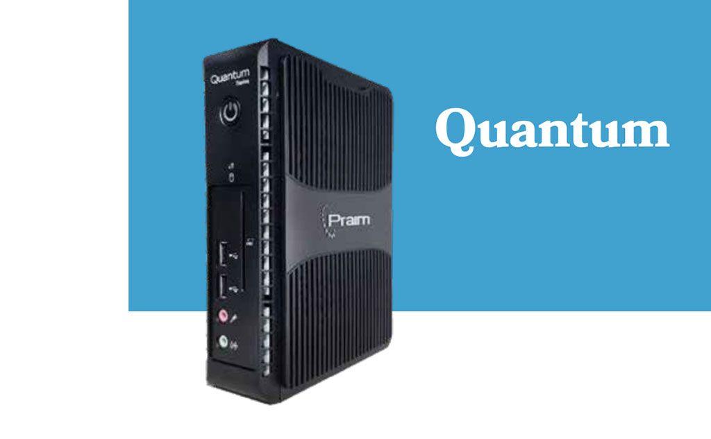 Praim presenta su Thin Client Quantum