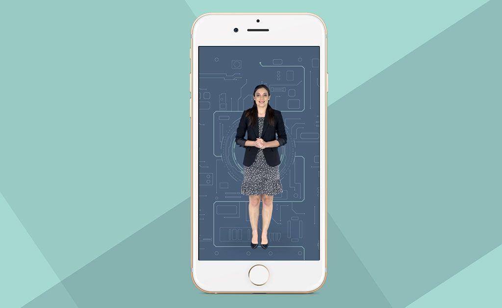 Un Tamagotchi desarrollado por Aiwin ayuda a liderar empresas