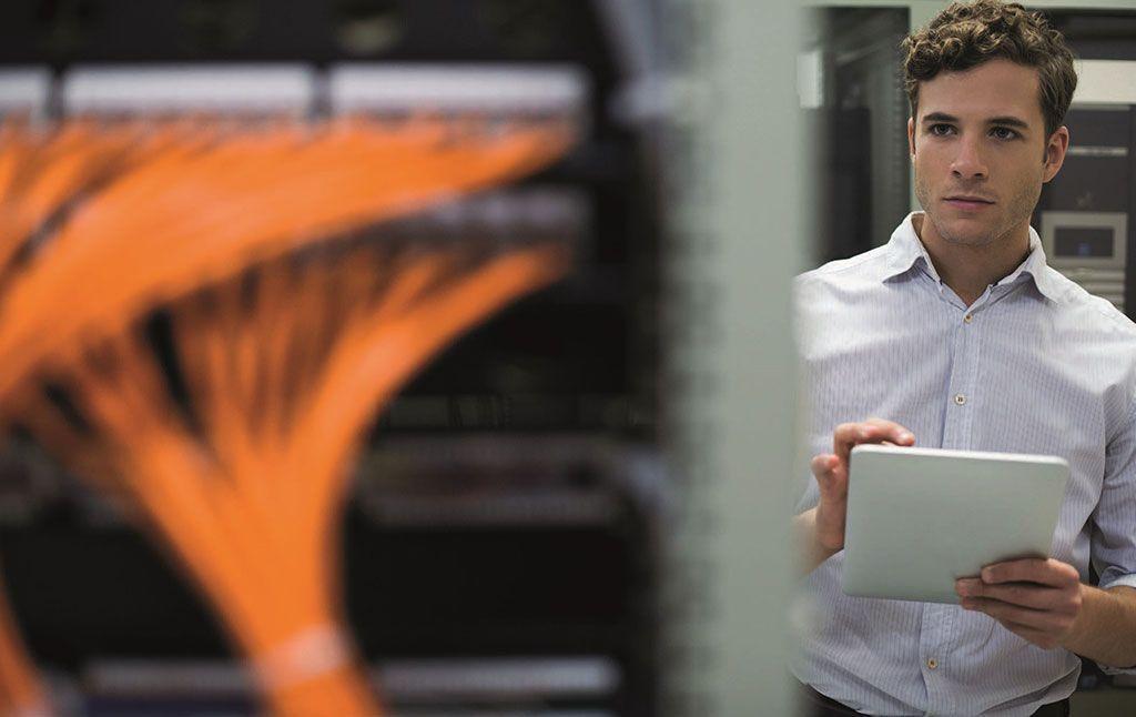 6 pasos para configurar una sala de servidores