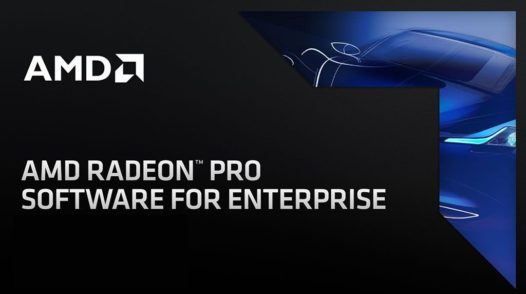 Driver AMD Radeon Pro for Enterprise ofrece un mayor rendimiento
