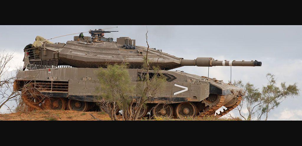 Elbit Systems muestra innovador vehículo blindado de combate