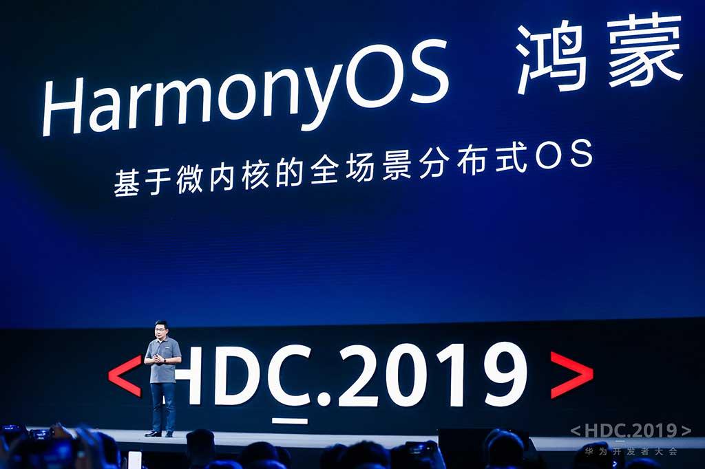Huawei anunció nuevo sistema operativo HarmonyOS