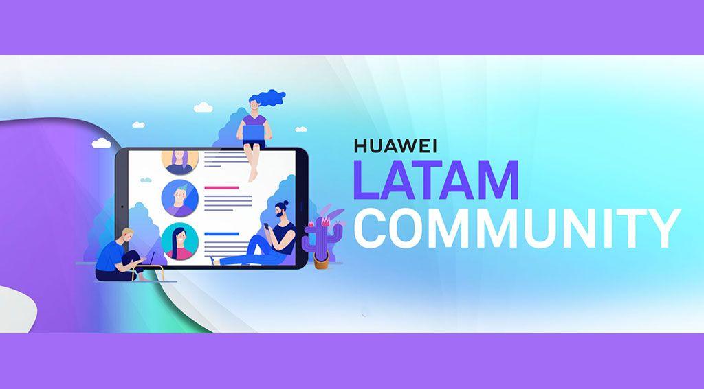 Huawei lanza comunidad latinoamericana de fans en 16 países