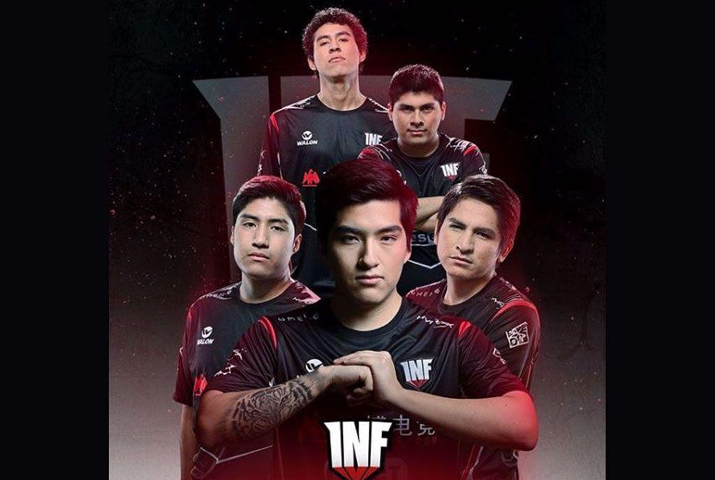Infamous Gaming entre los 8 mejores equipos del mundo