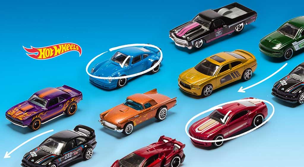 Mattel Lanza el Juego de Carreras DigitalHot Wheels Infinite Loop