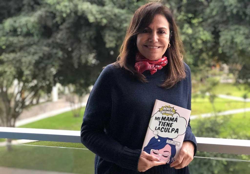 Mónica Castañeda presentó libro en la FIL Lima 2019