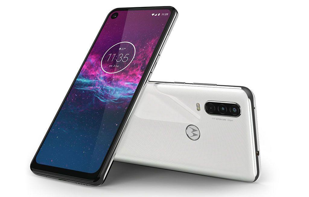 Motorola one action llega con la primera action cam con ultra gran angular