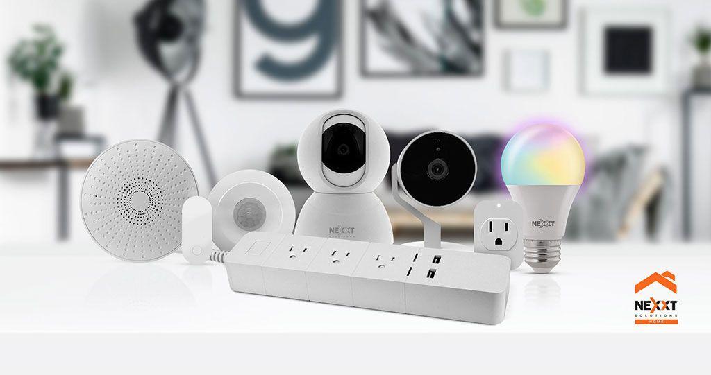 Nexxt Solutions colabora con Microsoft y Tuya para introducir al Mercado innovadores Dispositivos Inteligentes