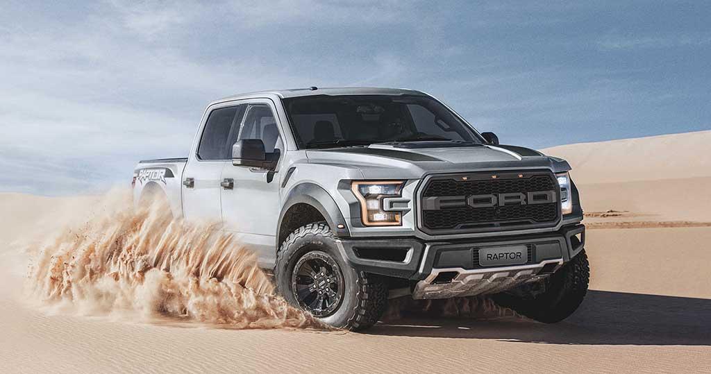 Nuevas versiones de Ford F-150 y Ford Raptor llegan a Perú