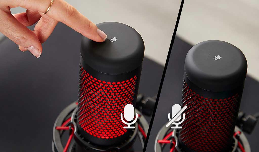 Nuevo Micrófono HyperX Quadcast ideal para creadores de contenido