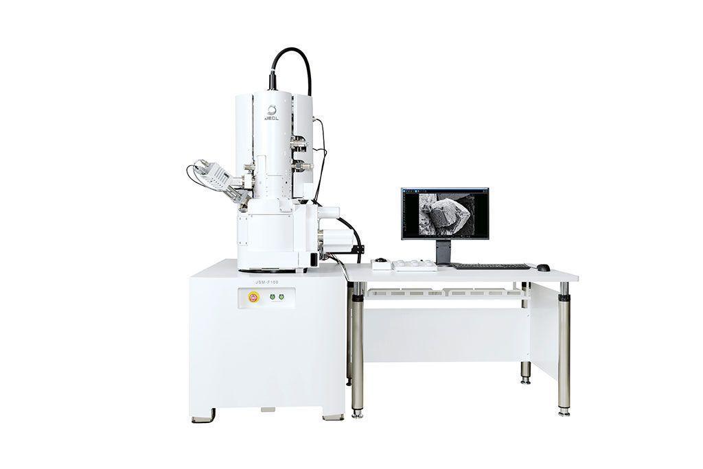 Nuevo microscopio electrónico JSM-F100 de JEOL