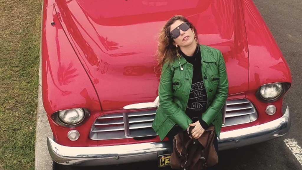 Salió el videoclip de Bárbara Cayo
