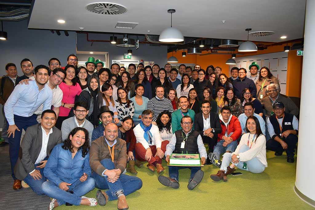 Schneider Electric celebra 20 años en el Perú