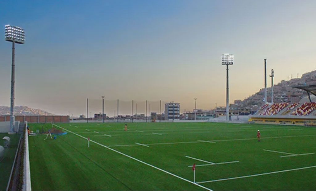 Schréder iluminó los Juegos Panamericanos Lima 2019