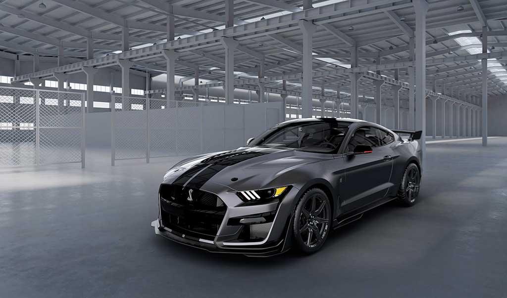 Un Mustang Shelby GT500 para contribuir con la cura de la diabetes juvenil