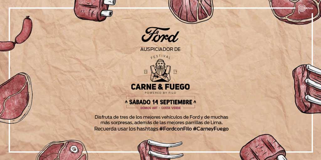 'Carne y Fuego' por FILO