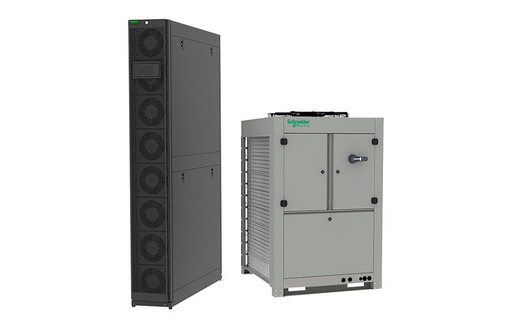 Cómo ser energéticamente eficiente en el enfriamiento de los centros de datos