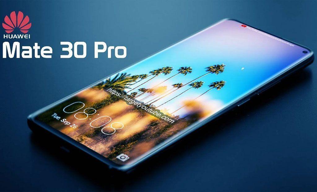 Huawei rediseña el smartphone con su Serie HUAWEI Mate 30