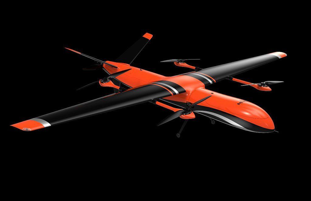 MMC UAV lanza un nuevo hydrone Griflion H que rompe récords