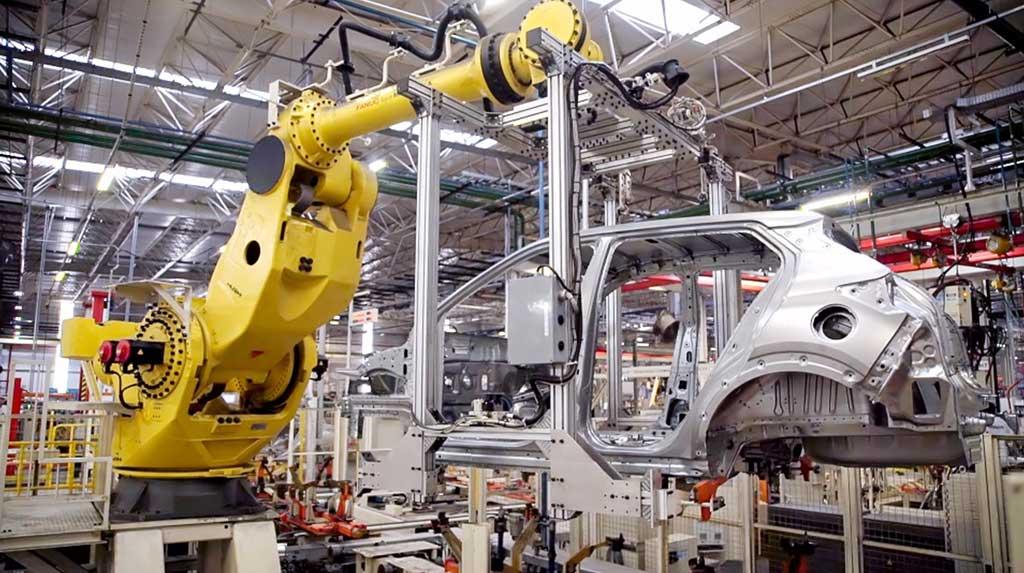 Nissan innova con impresión 3D en su Complejo Industrial Resende