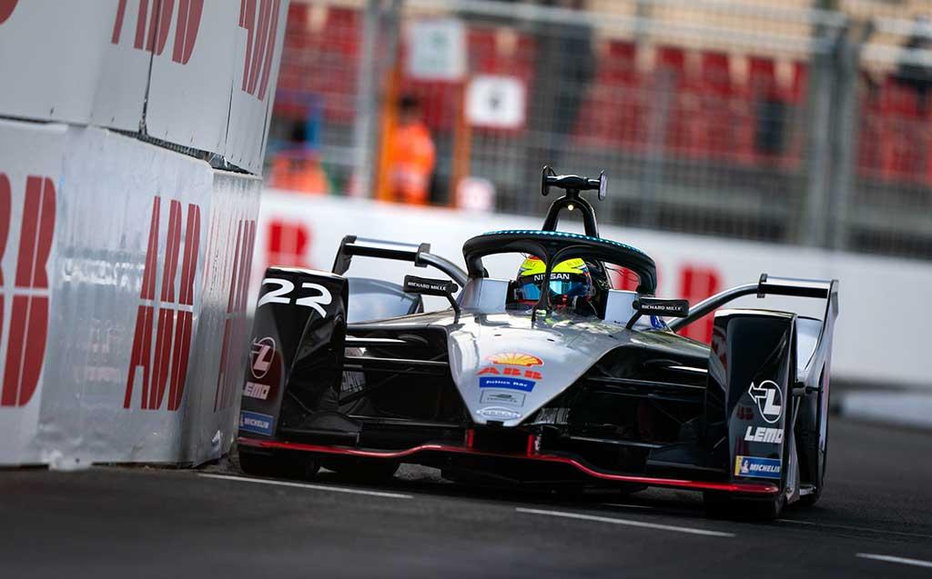 Pilotos de Nissan e.dams volverán a las pistas de la Fórmula E