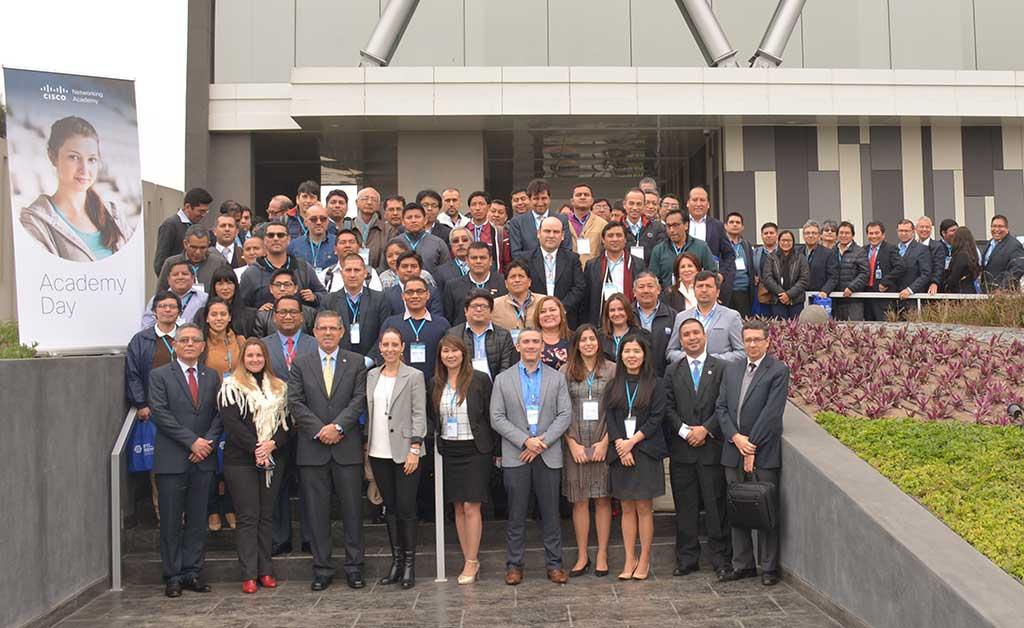 Se realizó con éxito el Cisco Academy Day 2019
