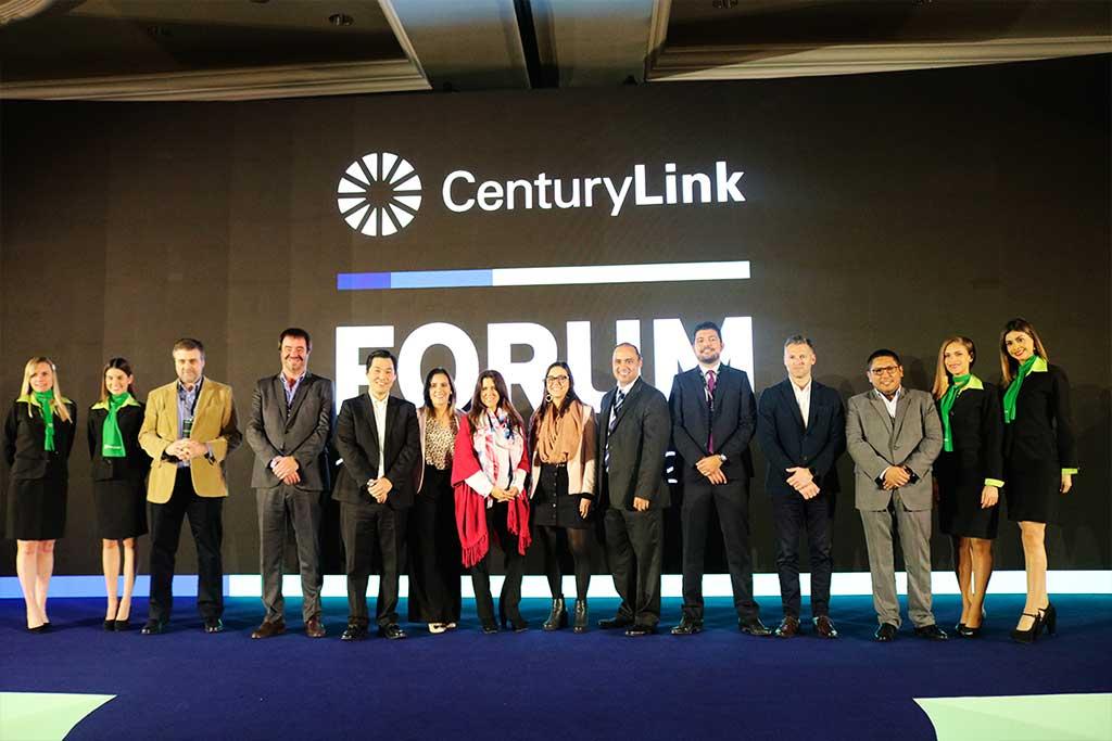 Transformación Exponencial: Exitoso CenturyLink Forum
