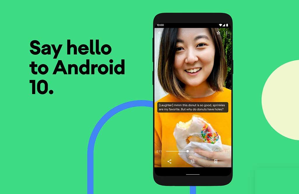 UNISOC apoya rápida disponibilidad comercial de Android 10