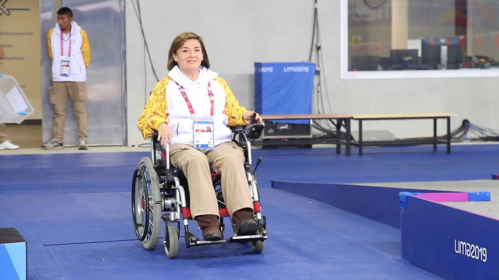 Voluntarios con discapacidad cumplieron destacada labor en Lima 2019