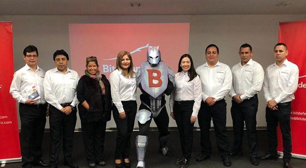 Bitdefender en Perú apuesta por el crecimiento de sus Partners