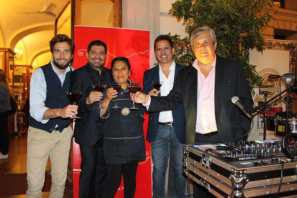 Consulado peruano difunde en Italia el «Capitán»