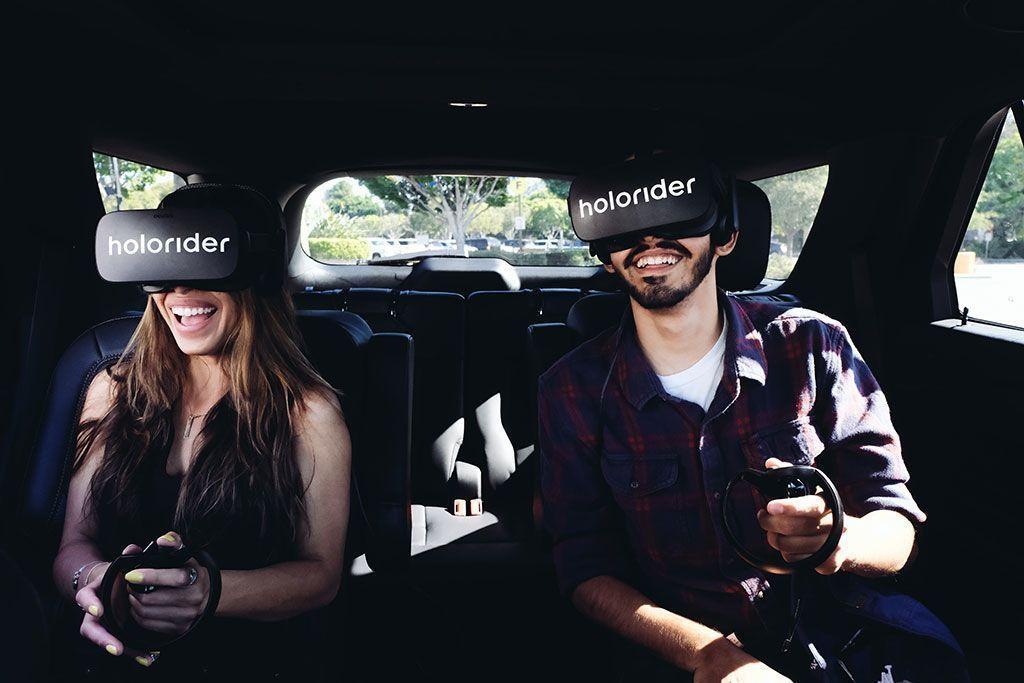 Ford, Universal y holoride anuncian primera experiencia VR vehicular