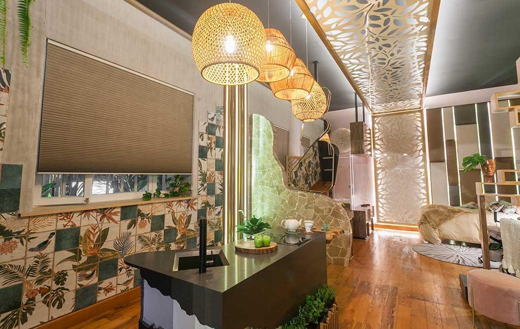 Guevara y Palma presenta Apartamento Diverso Funcional en Casacor Perú 2019
