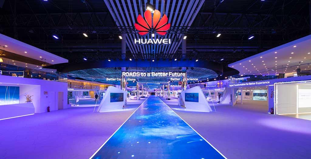 Huawei despliega más de 400 mil antenas 5G en todo el mundo