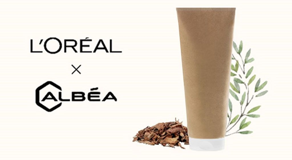L'Oréal y Albéa anuncian creación de un tubo de cartón
