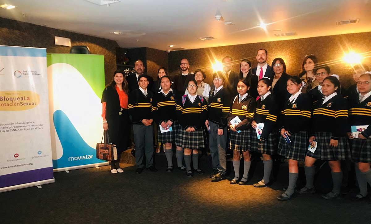 Movistar lanzó Curso en Línea para prevenir Acoso a Adolescentes en Redes Sociales