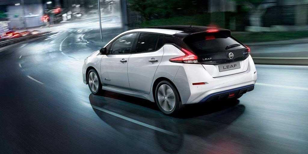 Nissan construye vehículo de pruebas eléctrico con tecnología de control en las cuatro ruedas y doble motor
